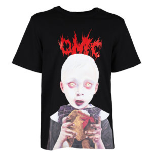 T-shirt horror omc